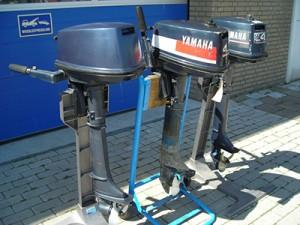 Yamaha 4pk langstaart occ.