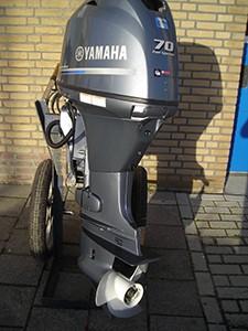 Yamaha 70PK 4takt motor