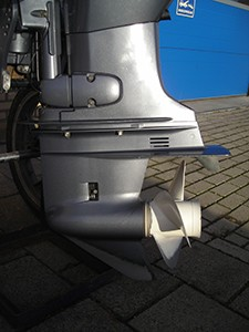 Yamaha 70PK 4takt propellor